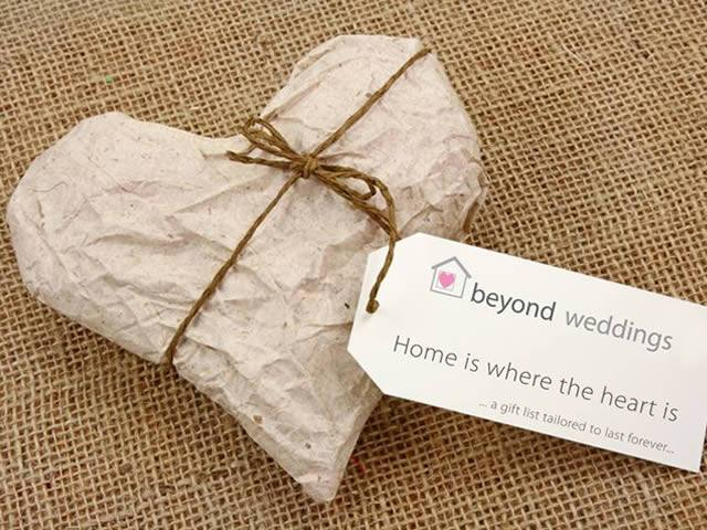 Beyond Weddings.:: Wedding gift list and wedding interior design gift ...